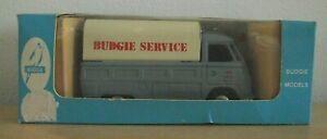 Budgie Toy - VW Pick Up / Canopy BUDGIE SERVICE - Original boxed model (ODD129)