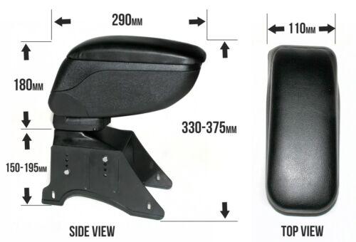 Armrest Centre Console For Fiat Palio Punto Bravo Doblo Ducato Panda Stilo Albea
