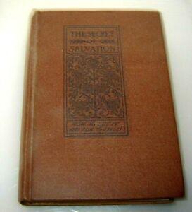 The-Secret-di-Salvation-E-E-Byrum-Copyright-1896-Hardcover-Gospel-Trumpet-Co