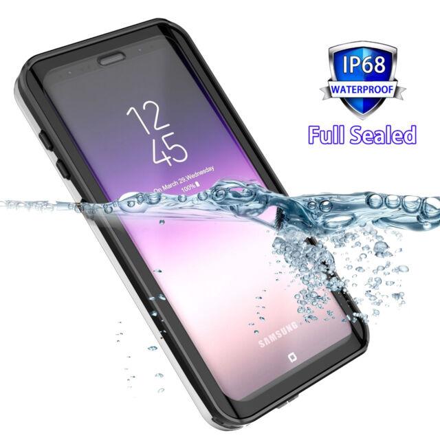 the best attitude 7034d 7d846 Waterproof Case Underwater Shockproof DIRTPROOF Cover for Samsung Galaxy S9