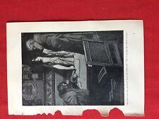m2a ephemera 1905 book plate maurice greiffenhagen she took a map and placed a f