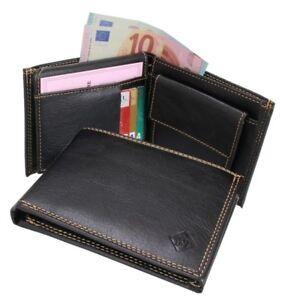 Portefeuille-HOMME-Porte-monnaie-Porte-cartes-Couleurs-au-choix