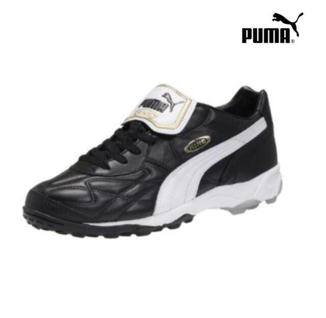 Puma King Allround TT Scarpe da Calcio Uomo Nero (black white team (a0m)