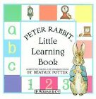 Peter Rabbit Little Learning Book by Beatrix Potter (Hardback, 2001)