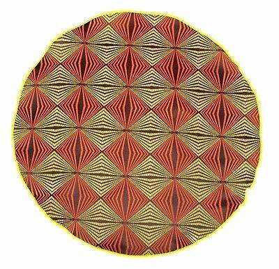 Lord R Colton Masterworks Pocket Round Vesuvi Purple Volt Silk $75 Retail New