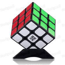 MoYu AoLong V2 3x3 Speed Cube Smooth Twist Puzzle Enhanced Black Educational Toy