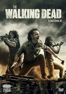 The-Walking-Dead-Stagione-8-Cofanetto-Con-5-Dvd-Nuovo-Sigillato