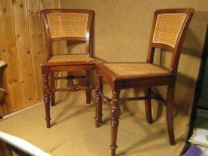 4 alte sch ne st hle um 1870 gr nderzeit ebay. Black Bedroom Furniture Sets. Home Design Ideas