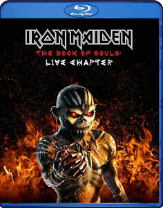 Iron maiden book of souls live chapter blu ray