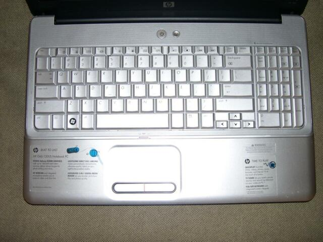 HP G60-120CA Notebook Drivers for Windows 7