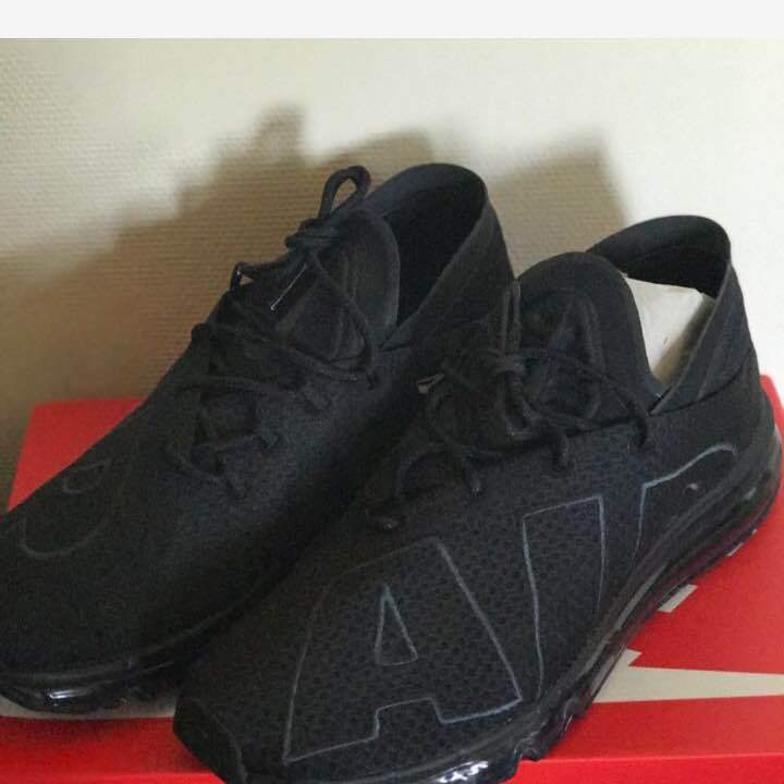 Air Max flare flare flare nero 28cm from japan (2876 89fa12