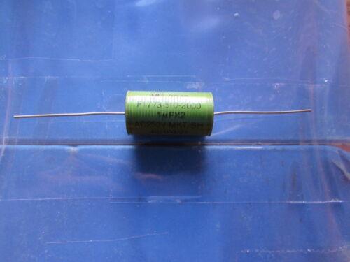 Metallized Polyester Film Capacitor F1773-510-2000 Roderstein 1uF 10/% 250V
