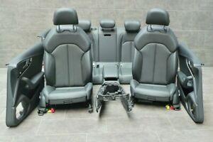 Audi-A4-8W-pelle-Sedili-Interni-IN-Sport-4-372-Km-Ventilato-amp-Riscaldamento