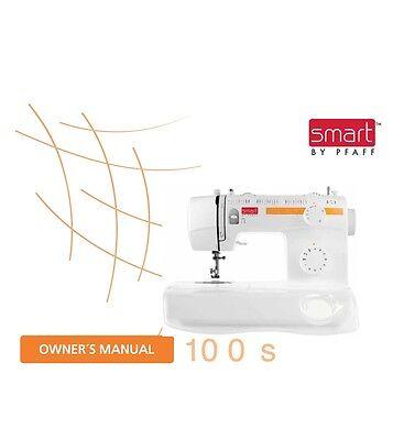 Descarga File Pfaff máquina de coser 360 manual de instrucciones