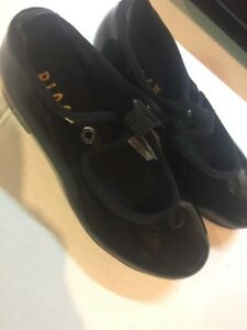 Toddler Girls Bloch Techno Tap Black Non Leather Tap Shoes ...