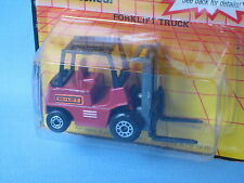 Lesney Matchbox 19 Fork Lift Truck Red with Cage Boxed USA BP Toy Model