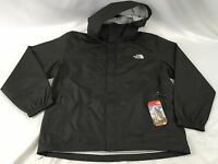 The North Face Men's Resolve Waterproof Jacket Asphalt High Rise Grey Size L