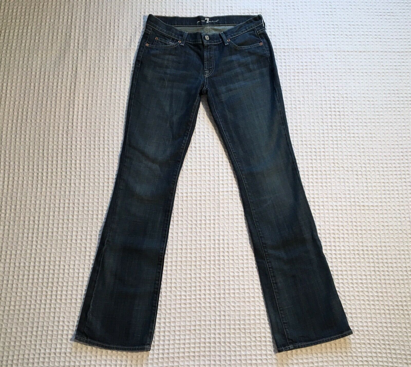 7 SEVEN For ALL MANKIND Bootcut Boot Cut Jeans 30
