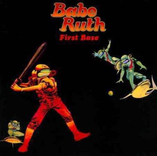 LP-BABE RUTH-FIRST BASE -LP- NEW VINYL