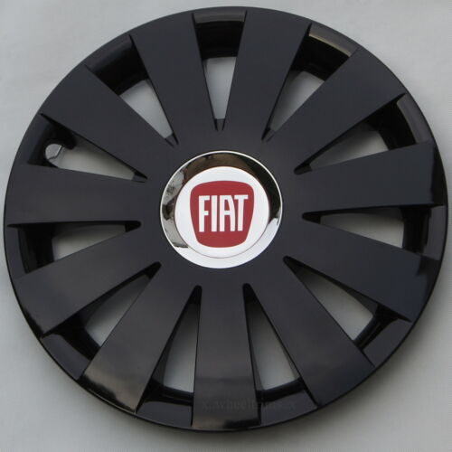 """DOBLO,500 L CROMA Set di 4x16 /""""Copricerchi per adattarsi FIAT BRAVO"""