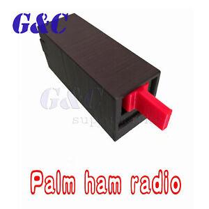 PALM-RADIO-Transmitter-Morse-Code-Shortwave-CW-Paddle-Key-3-5-Header-Cable