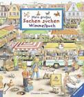 Mein großes Sachen suchen - Wimmelbuch von Susanne Gernhäuser (2012, Gebundene Ausgabe)