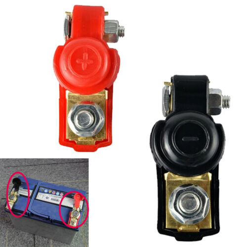 Car Battery Terminal Connector Auto Release Battery Terminals Copper Clamps Cap