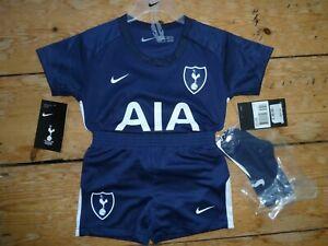 more photos 2226b 32227 Details about baby kit 9 mths Tottenham Hotspur 2017-18 Official Football  Shirt Soccer Jersey
