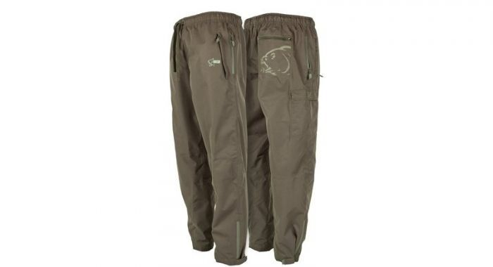 Nash Waterproof Trousers Regenhose Hose Angelhose Angelhose Angelhose Raintrousers 91e338