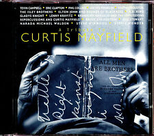 A TRIBUTE TO CURTIS MAYFIELD - VARIOUS ARTISTS - CD ALBUM [1514]