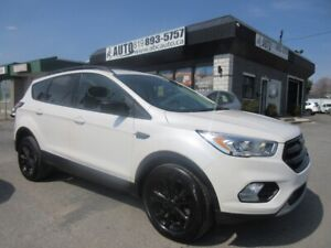 2018 Ford Escape SEL Low Kms Ecoboost 4WD Leather Camera