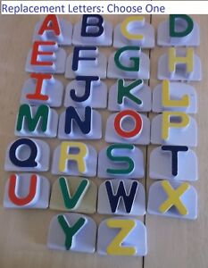 Leap Frog Fridge Phonics Replacement Letter Capital Letter J Blue Magnetic Toy Alphabet & Language Magnets