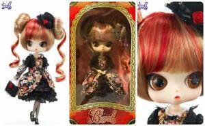 Pullip Byul Matulite Doll B-309 NRFB 2011 Ars Gratis Artis Red-Streak Wig Groove