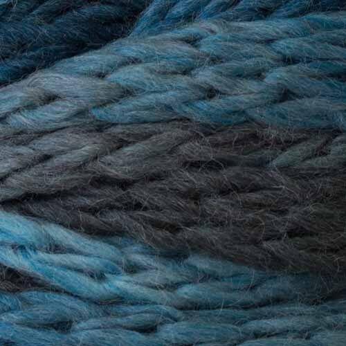 Berroco Link Super Bulky 200g Wool Blend Novelty Yarn Arm Knit Loom Crochet FS