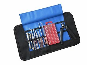 Set-7-Craft-Hobby-Tools-Kit-Drills-Suit-Jewellery-Scale-Model-Makers-Case