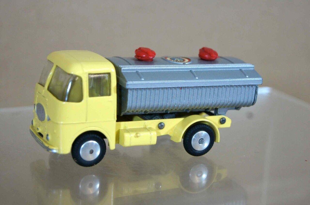 Corgi 460 Erf 64G Neville Túnel PegaSieto Camión de Volteo Sieta Ow