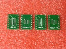 5Pcs SO//SOP//SOIC//SSOP//TSSOP//MSOP14 to DIP 14 Adapter PCB Board ConverterX YM60