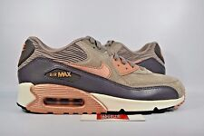 NEW Women's Nike Air Max 90 IRON METALLIC RED BRONZE 768887-201 sz 10
