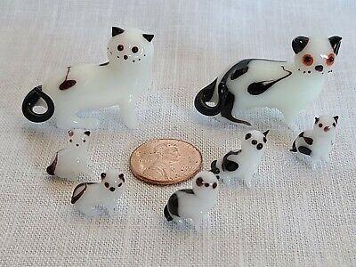 Vintage Miniature Cat Lot