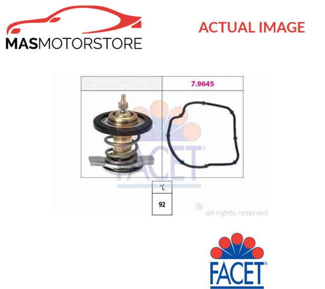 febi bilstein 38288 Thermostat Housing with sensor pack of one seal and thermostat