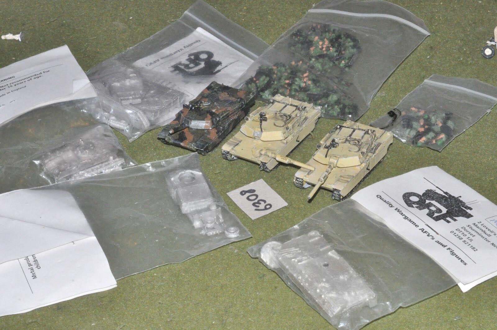 15 modernen   usa - us - 7 & 50 infanterie metall gemalt - inf (6308)