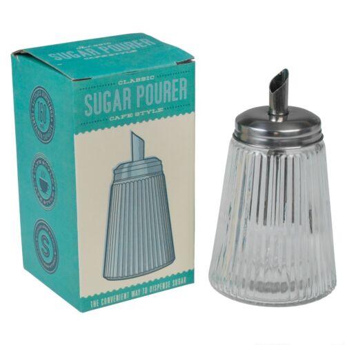 Dotcomgiftshop vintage verre café sucre Pourer distributeur Shaker