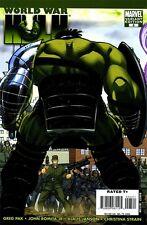 World War Hulk (2007-2008) #3 (John Romita Jr Variant)