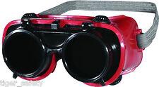 Delta Plus Venitex Toba T5 Flip Up Welding Welders Goggles Specs Glasses Eyewear