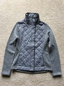 170 X Quilted Women's 889587607495 Nwt Lysegrå Smartwool Pinery Heather lille Jacket 6qZnwIwA8