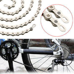 Mountain Bike Chain 116 Links 7S8 Speed Bike Chain MTB Road Racing Bicycle Chain