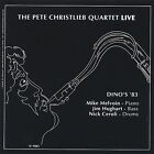 The Dino's '83 by Pete Christlieb/Pete Christlieb Quartet (CD, 2005, Bosco)