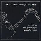 The Dino's '83 by Pete Christlieb/Pete Christlieb Quartet (CD, 2005, Bosco)