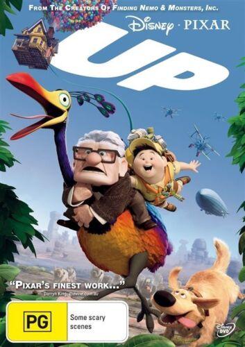 1 of 1 - Disney Pixar UP DVD R4
