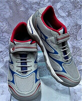 BOYS   ATHLETIC SHOES ~SWISSIES  SOFT TECHNOLOGY ~ SIZE 3 1//2  M    NEW WITH BOX
